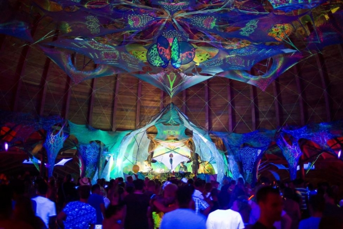 'Ozora' chill out 2015